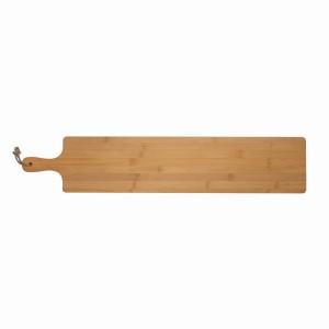 Bambusowa deska do krojenia, serwowania, duża