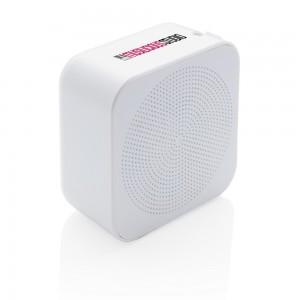 Antybakteryjny głośnik bezprzewodowy 3W.