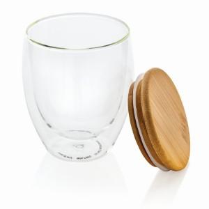 Szklanka z podwójnymi ściankami 250 ml