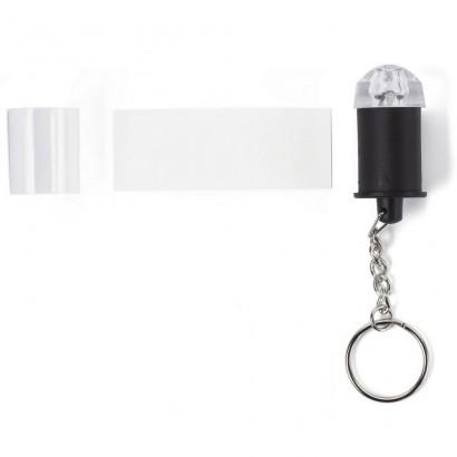 Brelok do kluczy, mała latarka