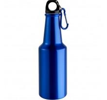 Butelka sportowa 450 ml z karabińczykiem, szczelna