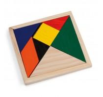 Chińskie puzzle tangram