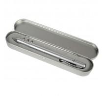Długopis i wskaźnik laserowy w pudełku