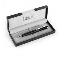 Długopis przekręcany Charles Dickens w eleganckim