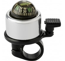 Dzwonek do roweru z kompasem
