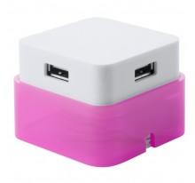 Hub USB 2.0, 4 porty