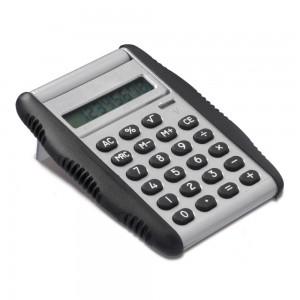 Kalkulator, gumowa powierzchnia