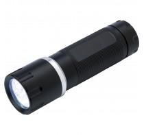 Latarka 9 CREE LED, w ozdobnym pudełku