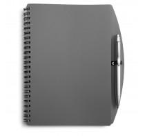 Notes / notatnik A5 (65 kartek w linie) z długopis