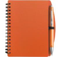 Notes / notatnik A6 (65 kartek w linie), dołączony