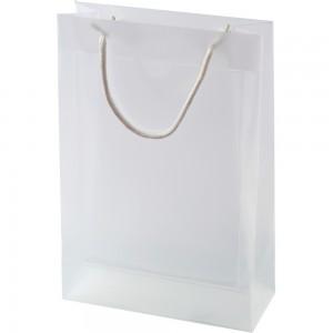 Promocyjna / targowa torba A4 ze sznurkami