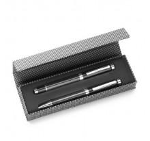 Zestaw piśmienny w ozdobnym pudełku z magnesem