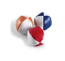Zośka, 3 piłeczki do żonglowania w woreczku