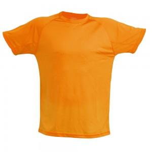 Fluorescencyjna koszulka oddychająca