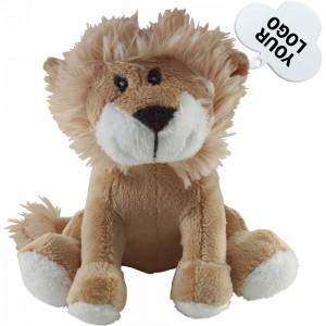 Lew pluszowy, zawieszka pod nadruk