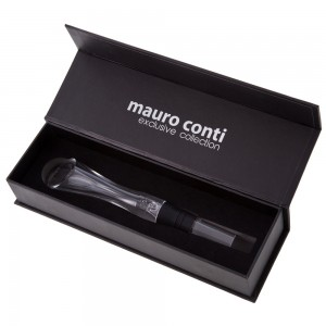 Nalewak Mauro Conti 2-w-1, urządzenie do napowietr