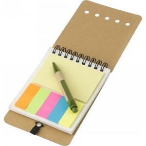 Notes / notatnik (60 stron w linie), 150 karteczek