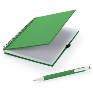 Notes / notatnik (70 kartek) z dopasowanym kolorys