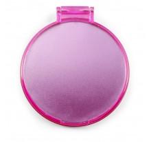 Okrągłe lusterko do makijażu