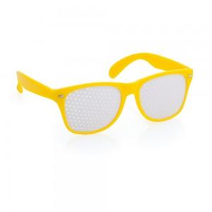 Okulary bezsoczewkowe, nadruk FULL COLOR