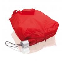 Parasol składany z pokrowcem, torba na zakupy