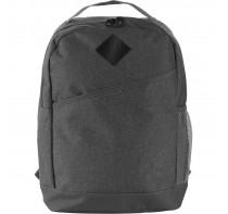 Plecak z kieszenią przednią na rzep, boczna kieszo