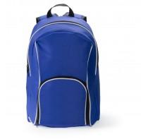 Plecak z przednią kieszenią i główną przegrodą na