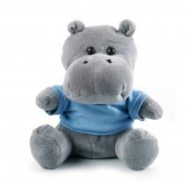 Pluszowy hipopotam
