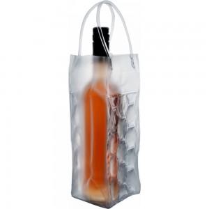 Przezroczysty cooler, torba z panelami wypełnionym