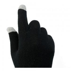 Rękawiczki ze specjalnymi końcówkami umożliwiający
