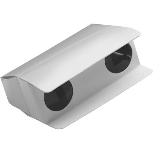 Składana lornetka papierowa, powiększenie 3x