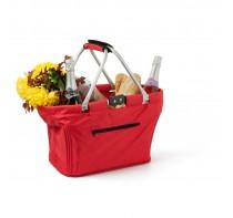 Składana torba / kosz na zakupy z kieszenią na zam