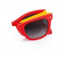 Składane okulary przeciwsłoneczne z filtrem UV400