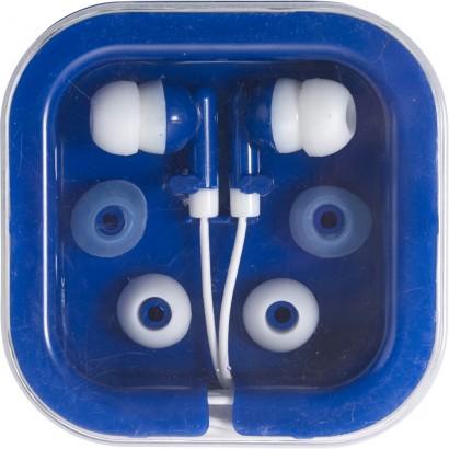 Słuchawki douszne w pudełku