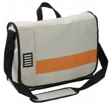 Stylowa torba na ramię, kieszeń główna, 3 małe kie