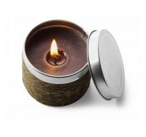 Świeczka zapachowa w puszce: 02-wanilia, 16-kawa,