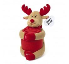 Zabawka z kocem polarowym (102 x 77 cm)