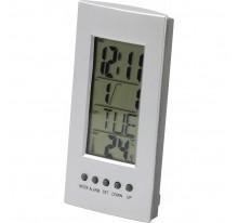 Zegarek na biurko, termometr z wyświetlaczem LCD,