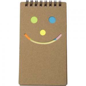 Zestaw do notatek, notatnik (50 stron w linie) i 1