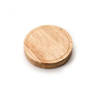 Zestaw do sera w drewnianym pudełku