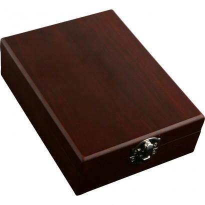 Zestaw do wina 2 el. w drewnianym pudełku, akcesor