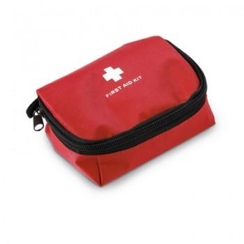 Apteczka, zestaw pierwszej pomocy w pokrowcu