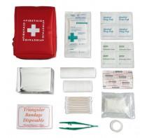 Duży zestaw pierwszej pomocy