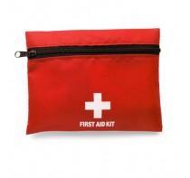 Zestaw pierwszej pomocy w pokrowcu