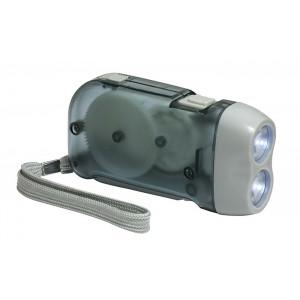 Latarka indukcyjna dynamo LED