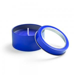 Świeczka o zapachu waniliowym