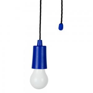 Wisząca lampka Żarówka