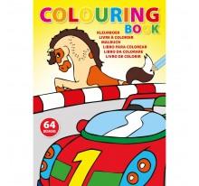 Kolorowanka A4