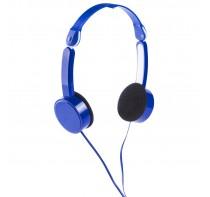 Składane słuchawki nauszne z etui