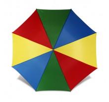 Parasol automatyczny kolorowy